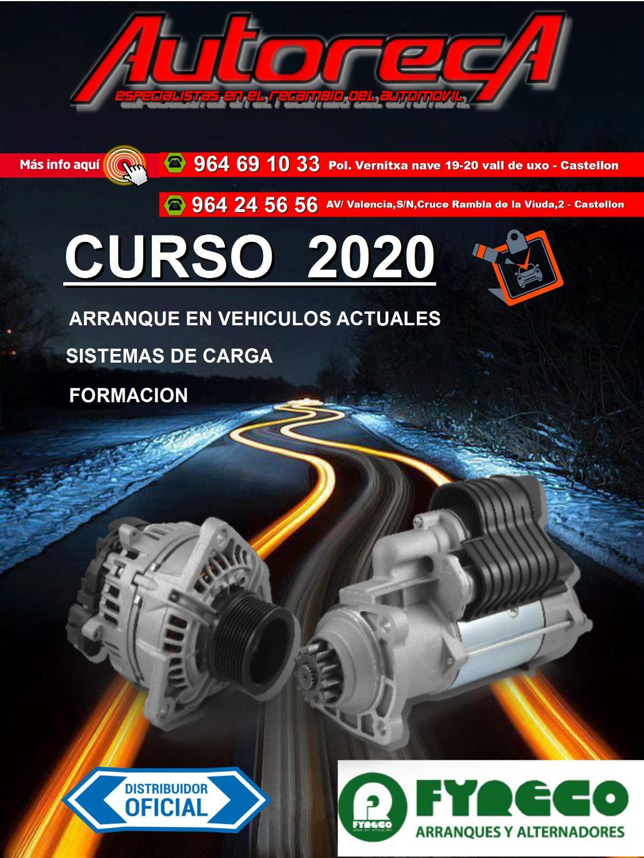 SISTEMAS DE CARGA Y ARRANQUE 30/01/2020